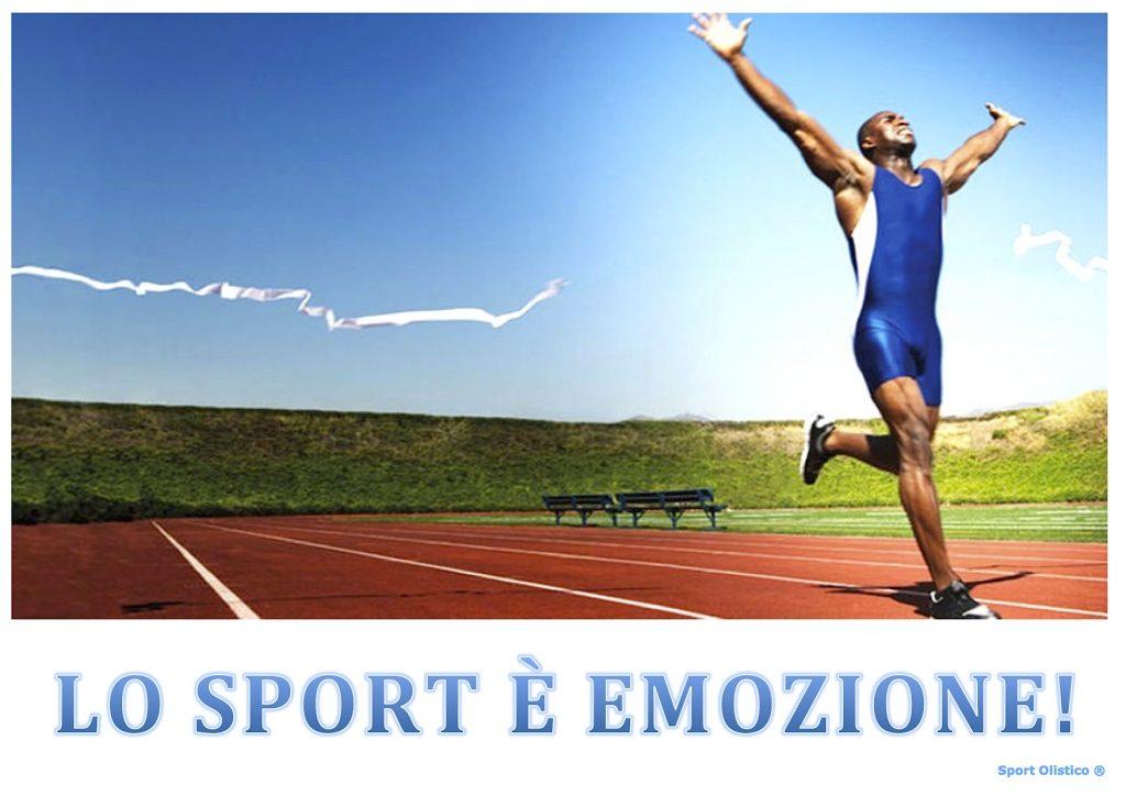 Lo sport è emozione