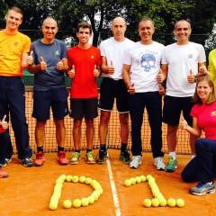 Il Tennis Rozzano riconquista la Serie D1 Maschile