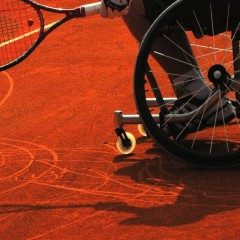 Percezione e Wheelchair Tennis