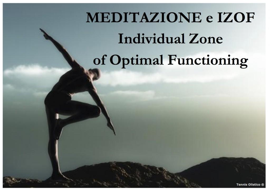 Meditazione e IZOF