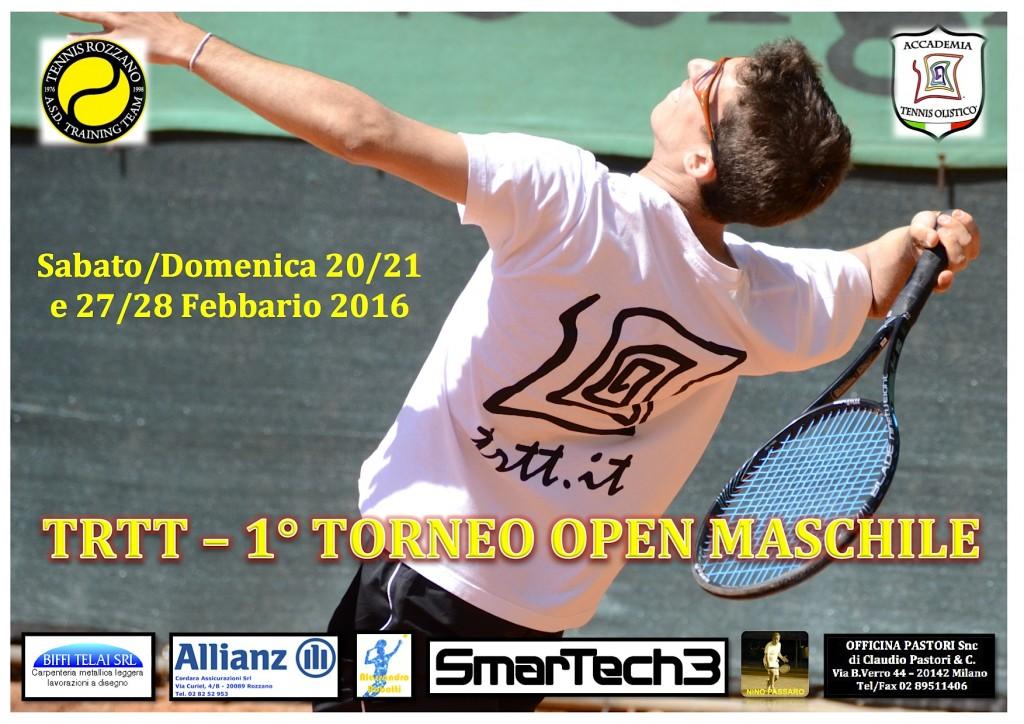 Torneo Open M 2016