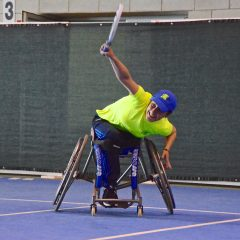 Weelchair Tennis – Training