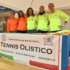 Tennis Olistico: mille iniziative guidati dal Liberopensiero!