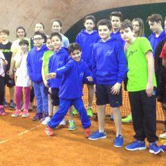 Amichevoli e Fiabe per il Primo Step di Scuola Tennis Olistico!
