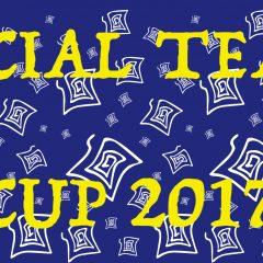 🏆Social Team Cup 2017