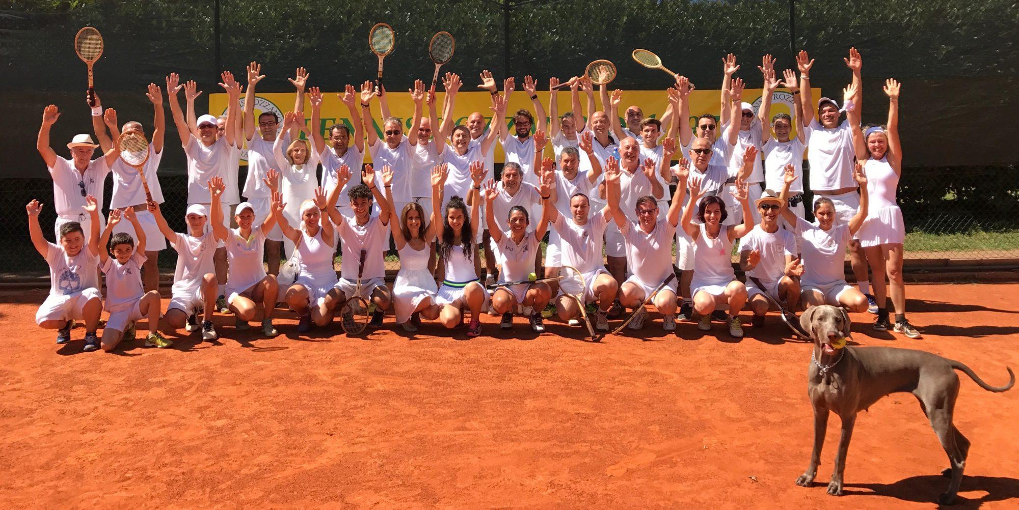 Tennis Olistico