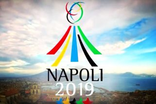 Universiadi a Napoli nel 2019