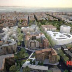 Campus Università Bocconi: centro sportivo, parco, residenze