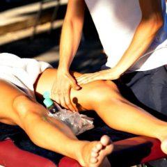 Massaggio Sportivo con Luana Negrini