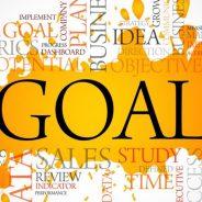 Goal Setting 2021
