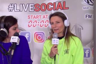 Live Social di Radio Lombardia intervista Amanda Gesualdi