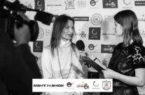 Night Fashion Tv intervista Amanda Gesualdi
