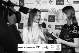 Night Fashion Tv intervista Amanda Gesualdi