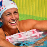 Luana Negrini Campionessa Italiana Master di Nuoto 2019