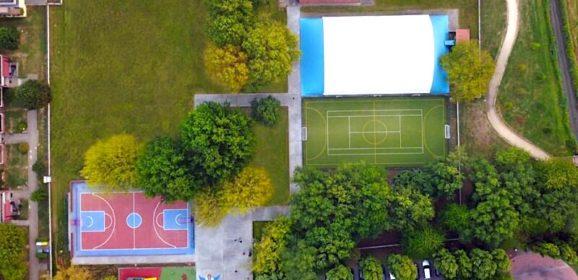 Parco Giochi Vione a Basiglio