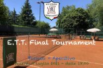 ETT Final Tournament